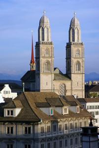 Церкви Цюриха - достопримечательности Цюриха