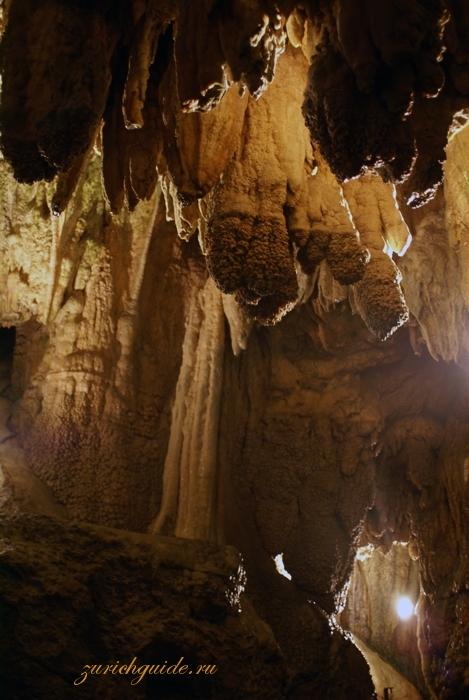 Пещера Höllgrotten Baar - путеводитель по Швейцарии