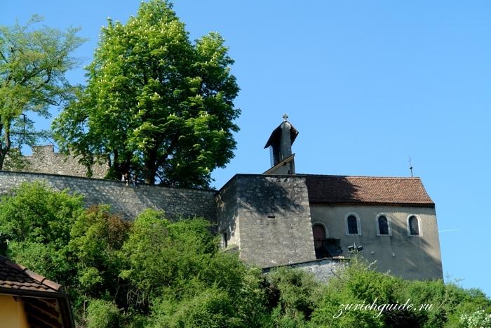 Баден (Baden), Швейцария - путеводитель по городу Баден, достопримечательности Бадена