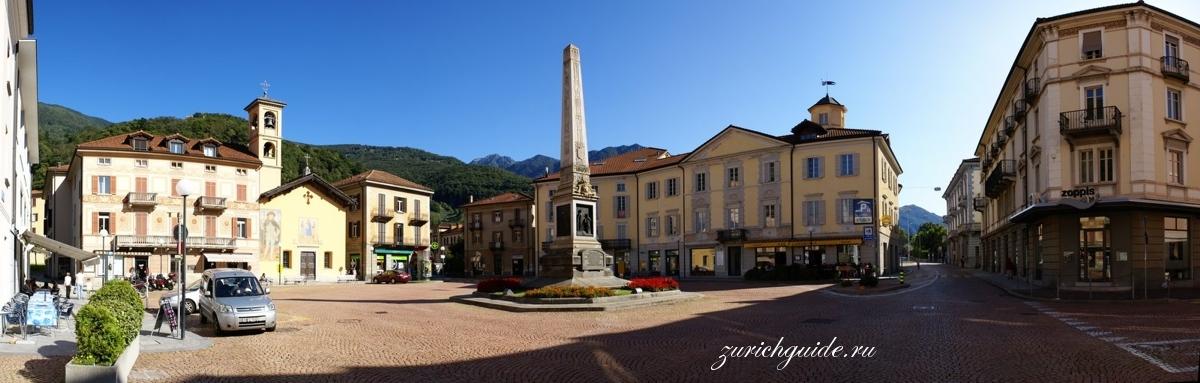 Беллинцона (Bellinzona), Швейцария - путеводитель по городу от ZurichGuide.ru. Что посмотреть, достопримечательности Беллинцоны. Как добраться - стоимость