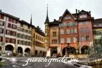 Берн (Bern), Швейцария - путеводитель по городу. Туристический маршрут по Берну с картой, достопримечательности Берна.