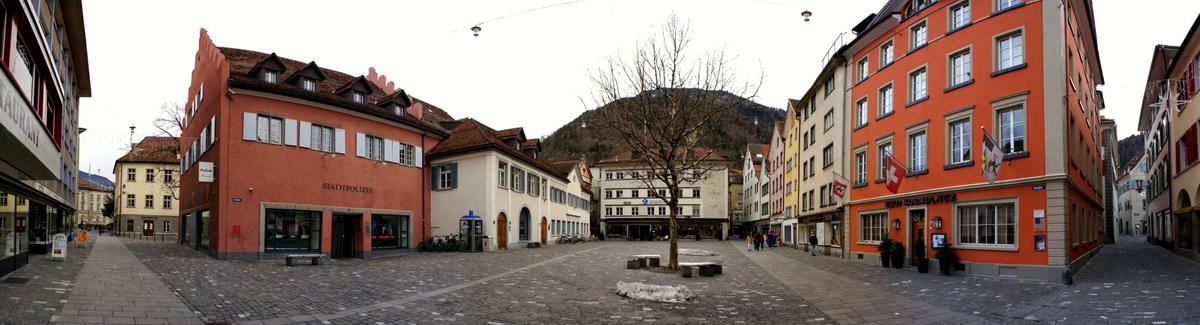 Кур (или Хур, Chur), Швейцария - путеводитель по городу от ZurichGuide.ru - достопримечательности, что посмотреть в Куре, как добраться - расписание транспорта