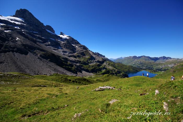Маршрут 4-х озер: Engelberg – Melchsee-Frutt - маршруты для хайкинга