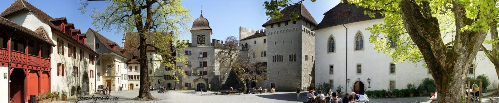 Ленцбург (Lenzburg), Швейцария - путеводитель по городу и замку Ленцбург. Что посмотреть в Ленцбурге, как добраться - расписание, стоимость, фото