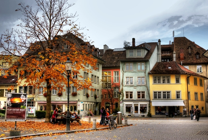 Винтертур (Winterthur), Швейцария - путеводитель по городу от ZurichGuide.ru - достопримечательности Винтертура, музеи