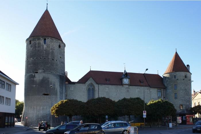 Ивердон-ле-Бен (Yverdon-les-Bains), Швейцария - достопримечательности, путеводитель по городу