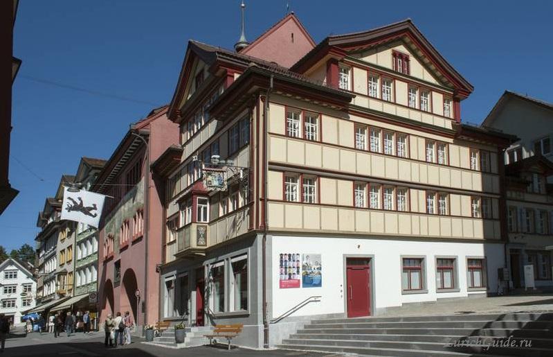 appenzell-4 Аппенцель (Appenzell), Швейцария - путеводитель по городу от ZurichGuide.ru, фото. Как добраться в Аппенцель, что посмотреть в Аппенцеле, кухня Аппенцеля