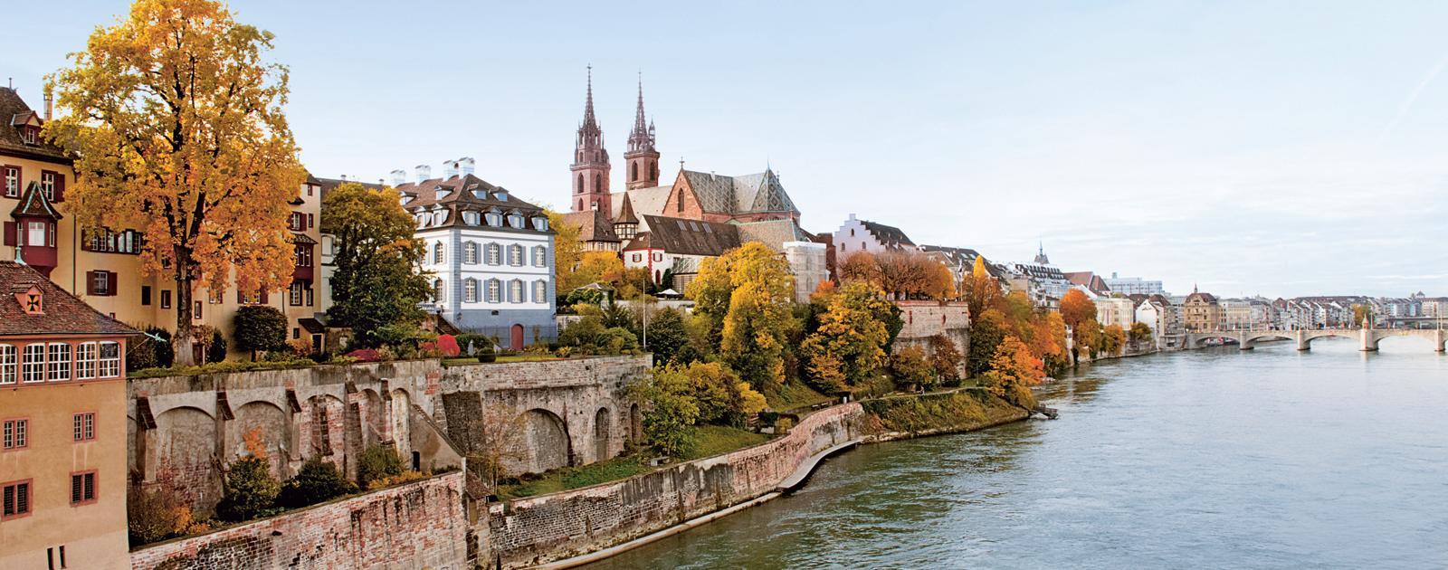 Топ 20 — достопримечательности Швейцарии