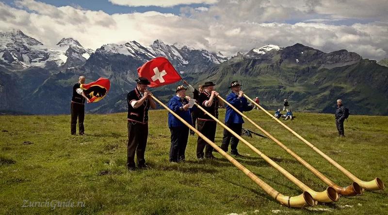 Grindelwald-7 Горнолыжный курорт Гриндельвальд (Grindelwald), Швейцария - как добраться, транспорт из аэропорта Цюриха и Женевы, фото, горнолыжные трассы, что посмотреть