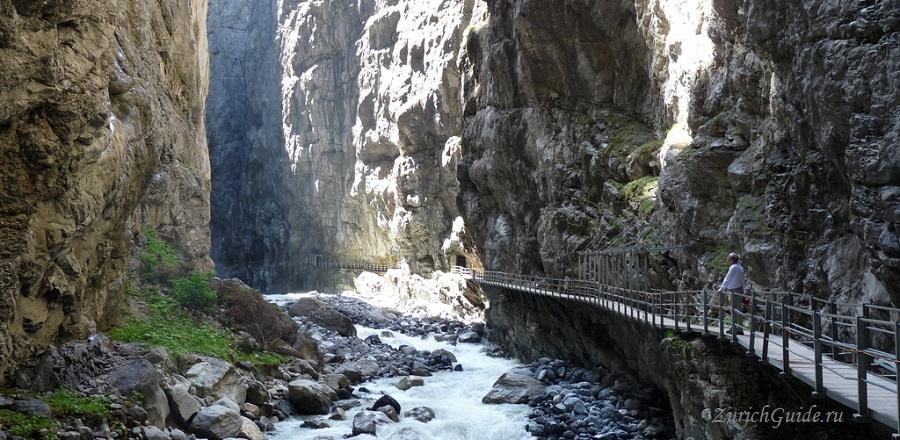 Grindelwald-9 Горнолыжный курорт Гриндельвальд (Grindelwald), Швейцария - как добраться, транспорт из аэропорта Цюриха и Женевы, фото, горнолыжные трассы, что посмотреть