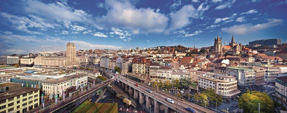 Lausanne-ville Лозанна (Lausanne), Швейцария - путеводитель по городу, достопримечательности Лозанны. Что посмотреть в Лозанне, как добраться - расписание, стоимость