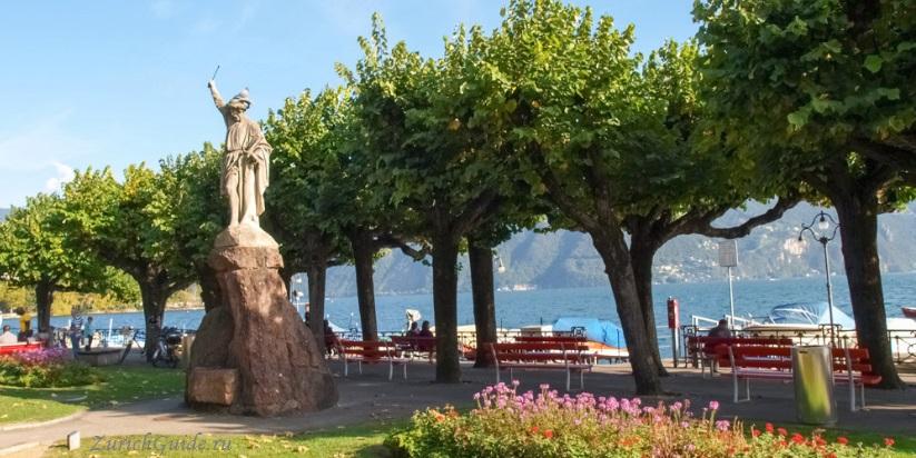 lugano-11 Лугано (Lugano), Швейцария - путеводитель по городу Лугано, достопримечательности Лугано, что посмотреть, как добраться, фото Лугано. Туристический марщрут