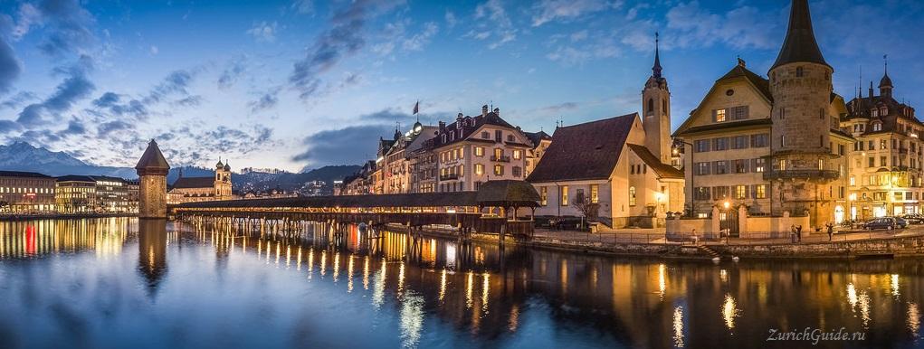 Luzern-long-2 Веггис (Weggis), Швейцария, в окрестностях Люцерна - путеводитель по городу. Достопримечательности. Что посмотреть, как добраться, как сэкономить