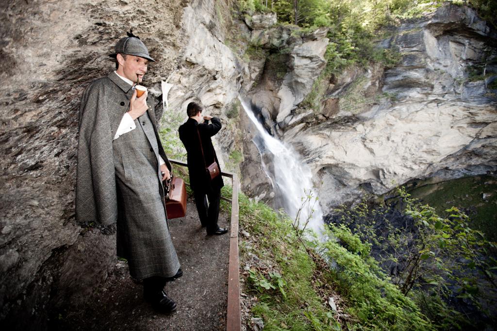 Meiringen-6 Тун (Thun), Швейцария - что посмотреть в Туне, достопримечательности, замок Туна, фото. Маршрут по Туну. Как добраться - расписание, стоимость. Вокруг Туна