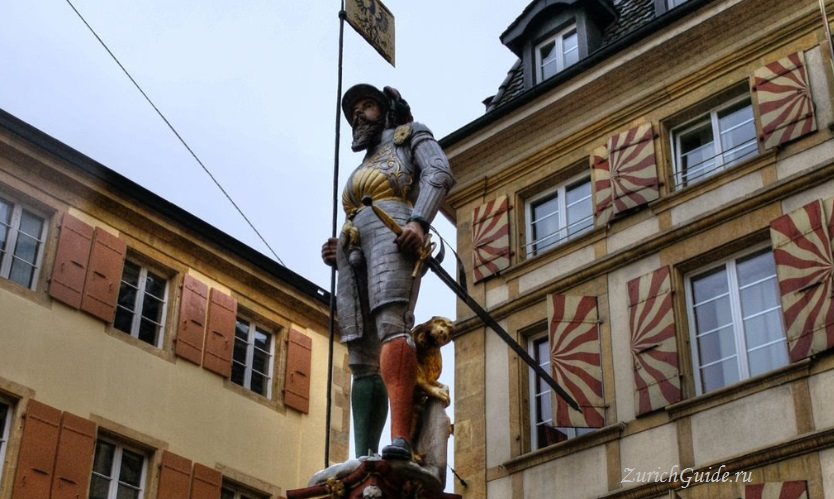 Neuchatel-14 Невшатель (Neuchatel), Швейцария - путеводитель по городу, достопримечательности Невшателя. Как добраться - расписание, стоимость. Карта Невшателя. Вокруг
