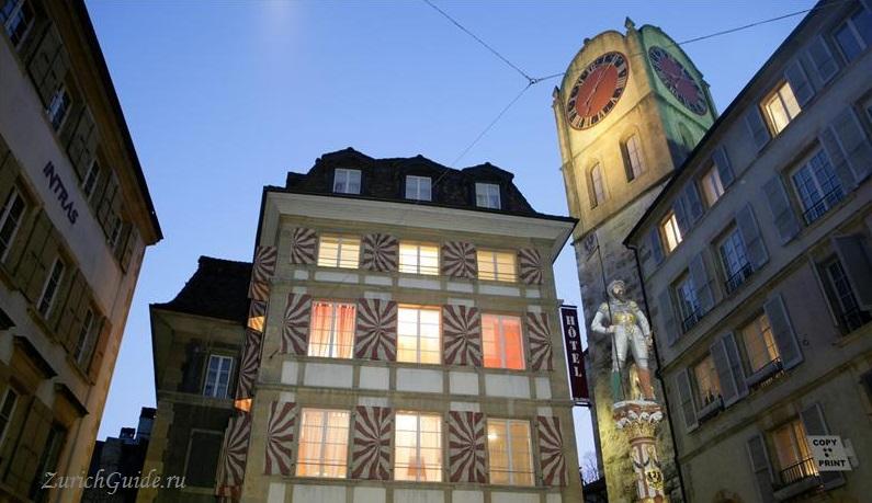 Neuchatel-8 Невшатель (Neuchatel), Швейцария - путеводитель по городу, достопримечательности Невшателя. Как добраться - расписание, стоимость. Карта Невшателя. Вокруг