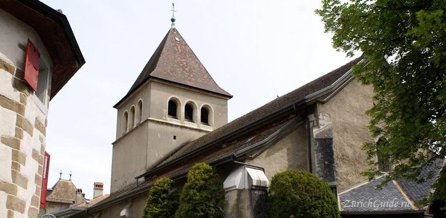 Nyon-17 Ньон (Nyon), Швейцария, в окрестностях Женевы. Путеводитель по городу Ньон, достопримечательности Ньона, туристический маршрут. Что посмотреть, сэкономить