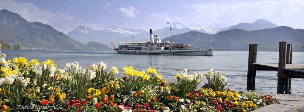 Веггис (Weggis), Швейцария, в окрестностях Люцерна - путеводитель по городу. Достопримечательности. Что посмотреть, как добраться, как сэкономить