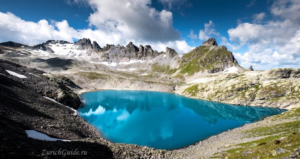 Wildsee, Пицоль, самые красивые озера в Швейцарии
