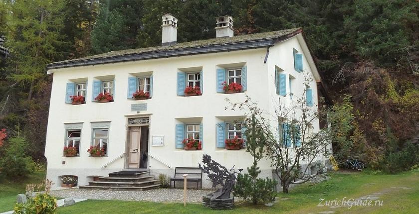 Дом Ницше в Зиль Мария