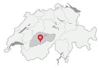 Kanderster - Oeschinensee map